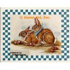Country Hare  - #YOR14  -  PRINT