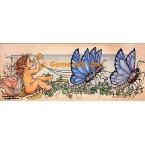 Fairy & Butterflies  - #YOR26  -  PRINT