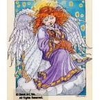 Angel & Fawn  - #YOR45  -  PRINT