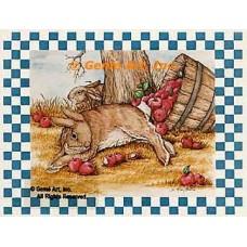 Country Hare  - #YOR7  -  PRINT