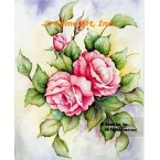 Pink Roses  - #SOR105  -  PRINT
