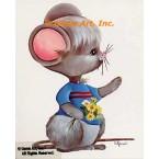 Mouse  - #SOR29  -  PRINT