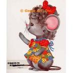 Mouse  - #SOR30  -  PRINT