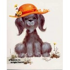 Puppy  - #SOR32  -  PRINT
