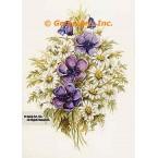Flowers  - #SOR59  -  PRINT