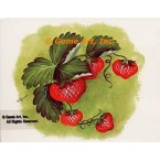 Strawberries  - #SOR8  -  PRINT