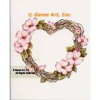 Flower Grapevine  - #SOR81  -  PRINT