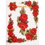 Red Roses  - #SORL20  -  PRINT