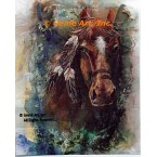 War Horse  - LOR411  -  PRINT