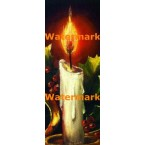 Candle  - #IOR214-1  -  PRINT
