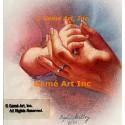 Hands  - #IOR131  -  PRINT