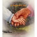 Hands  - #IOR132  -  PRINT
