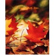 Fall Leaves  - #IOR233  -  PRINT