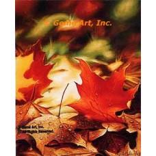 Fall Leaves  - IOR233  -  PRINT