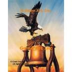 Liberty Bell  - IOR265  -  PRINT