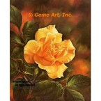 Sunshine Rose  - #IOR4  -  PRINT