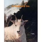 Mountain Goat  - #IOR53  -  PRINT