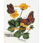 Butterflies  - #IOR64  -  PRINT
