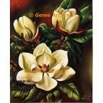 Magnolias  - #IOR8  -  PRINT