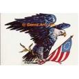 American Eagle  - #TOR911  -  PRINT