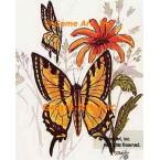 Butterflies  - #TOR281  -  PRINT