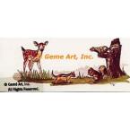 Wildlife Friends  - #TOR3521  -  PRINT