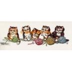 Kittens  - #TOR642  -  PRINT