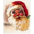 Santa  - #TOR871  -  PRINT