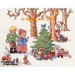 """1. Christmas  - #TOR458  -  PRINT 8x10"""""""