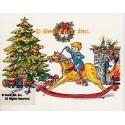 """1. Christmas Morning  - #TOR460C  -  FIVE PRINT 8x10"""""""