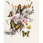 Butterflies  - TOR5019  -  PRINT