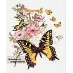 Butterflies  - #TOR5020  -  PRINT