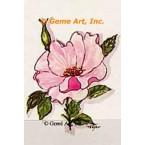 Rose  - #TOR5063  -  PRINT