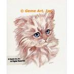 Cat  - TOR5124  -  PRINT