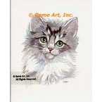 Cat  - #TOR5125  -  PRINT