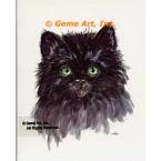 Cat  - #TOR5126  -  PRINT