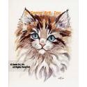 Cat  - #TOR5129  -  PRINT