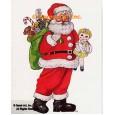 Santa  - #TOR5156  -  PRINT