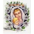 Mary & Child  - #TOR5272  -  PRINT