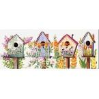 Birdhouse Lane  - #TOR5273  -  PRINT