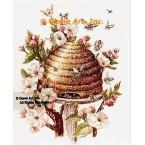 Beehive  - #TOR5293  -  PRINT