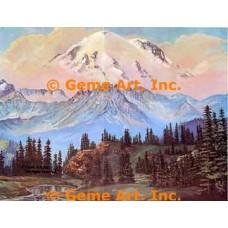 Mount Rainer, Washington  - TOR5998  -  PRINT