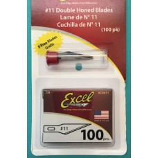 Blades:  Pack of 105 Blades