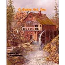 Sullivan's Mill  - DOR2  -  PRINT