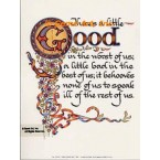 There's A Little Good  - #DOR29  -  PRINT