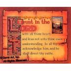 Trust The Lord  - #DOR14  -  PRINT