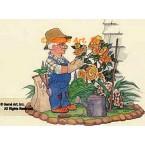 Gardener  - #WOR2  -  PRINT