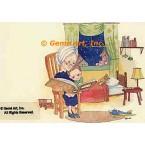 Storytime With Grandma  - #WOR3  -  PRINT