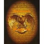 1.  Eagle  - #XBAM0070  -  PRINT