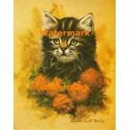 Cat  - #XBAN926  -  PRINT